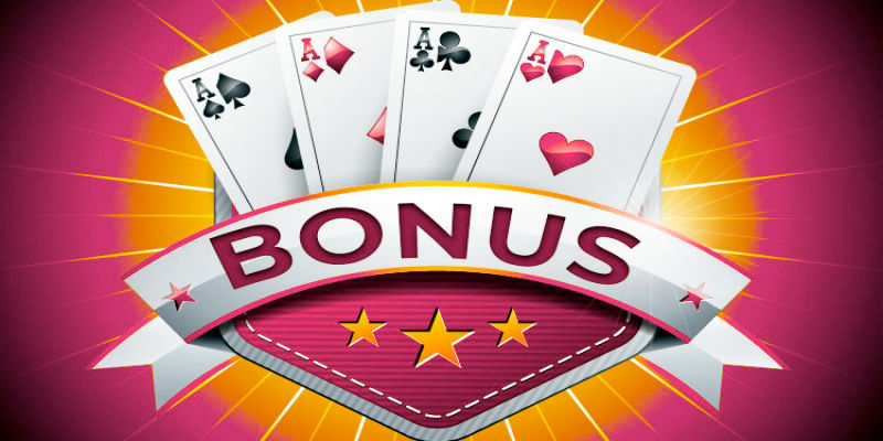 бонусы покера
