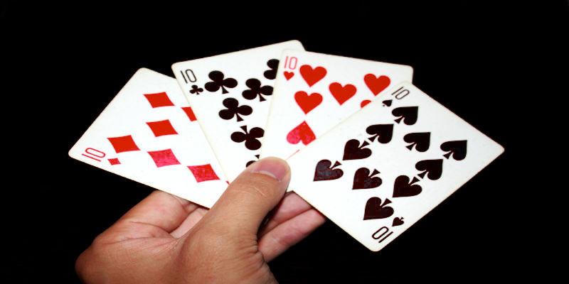 Карты - азартная игра