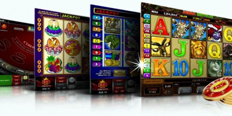 множество игр в казино
